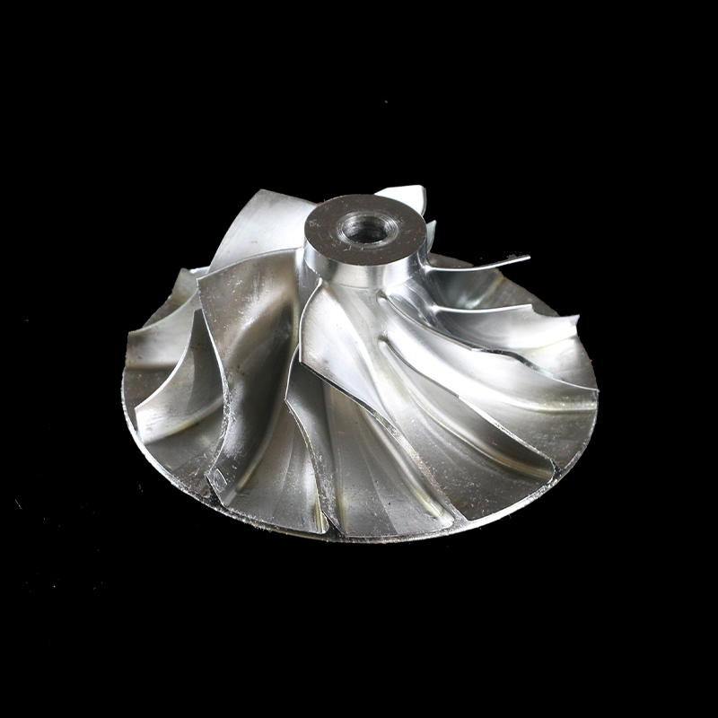 Custom Made Stainless Steel Investment Casting Impeller