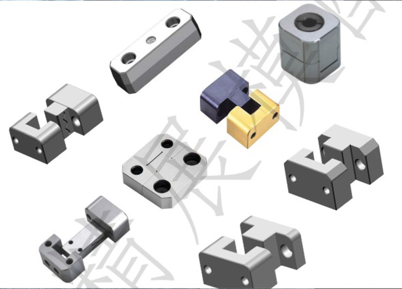 Design and manufacturing of mold parts